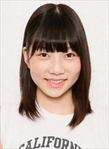 中里千波 第3回AKB48グループドラフト会議 候補生