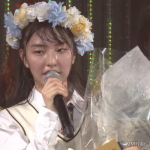 倉野尾成美 19歳の生誕祭スピーチ