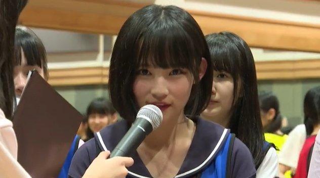矢作萌夏 第3回AKB48グループドラフト会議 候補者 66番 | AKB48